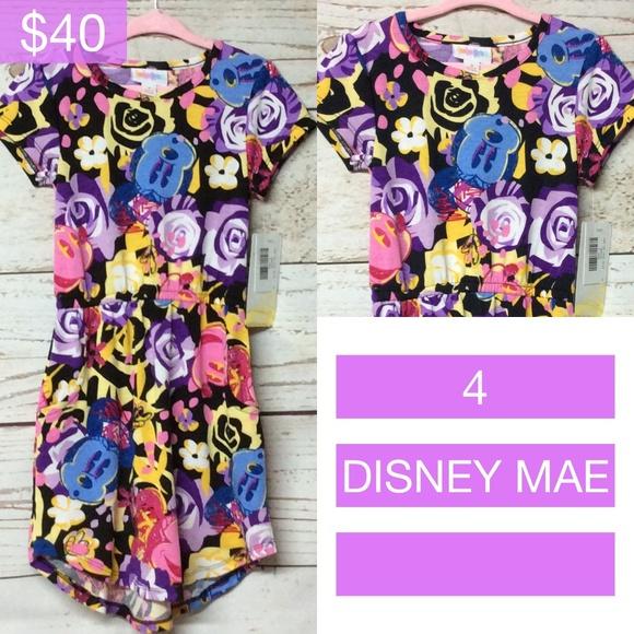 Disney Mae 4
